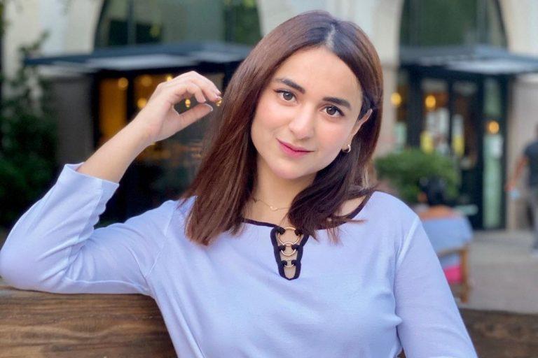 Yumna Zaidi Sister