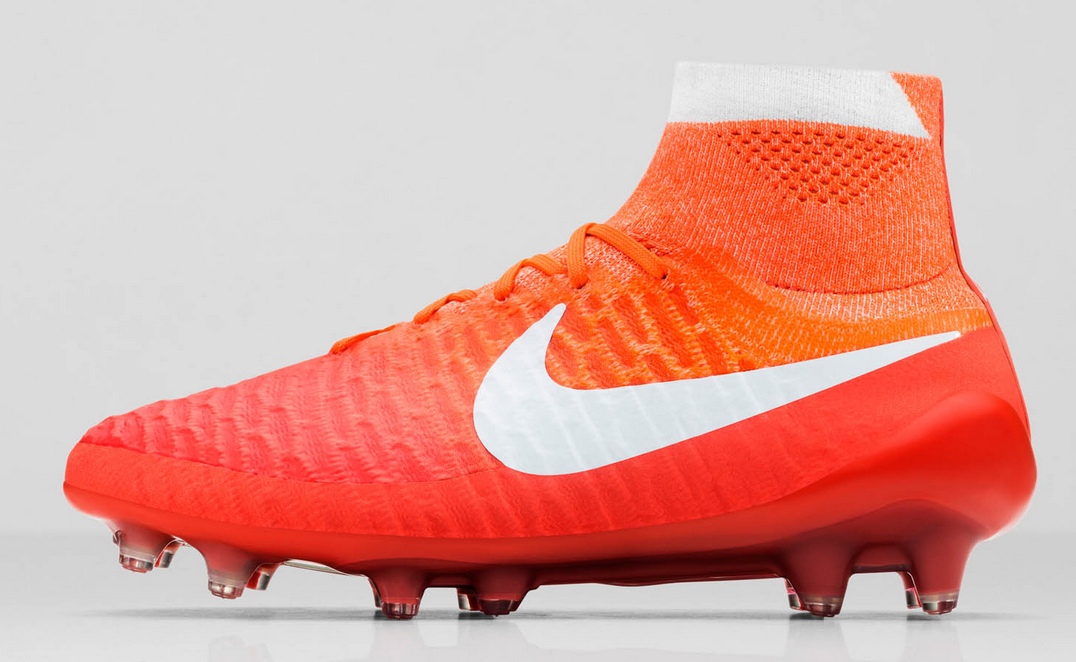 fb3a94ac1 Red Nike Magista Obra 2016 Boots Released. Nike today unveiled a new women's-exclusive  football boot collection ...