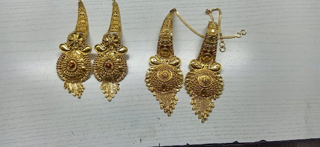 Latest Mangtika Designs