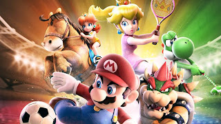 Mario Sports Superstars Wallpaper