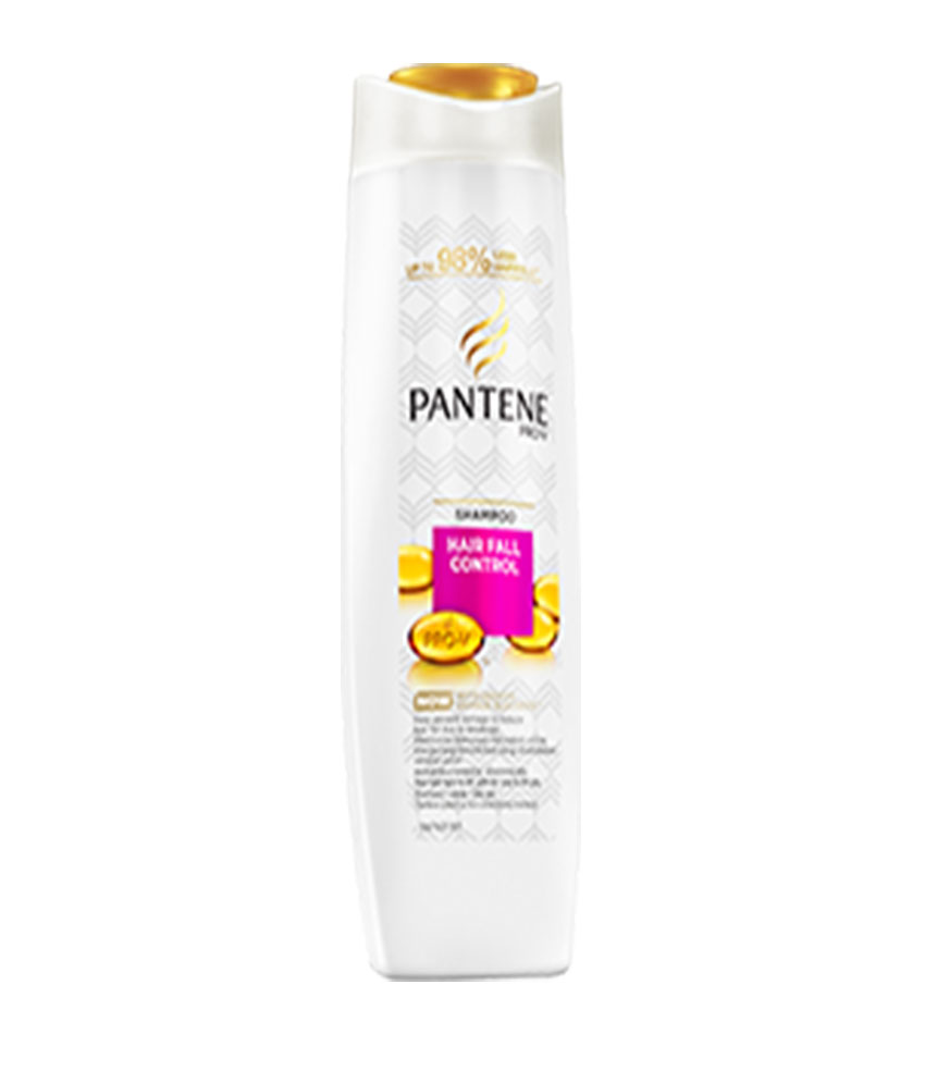 Pantene Hair Fall Control Shampoo 400 ML