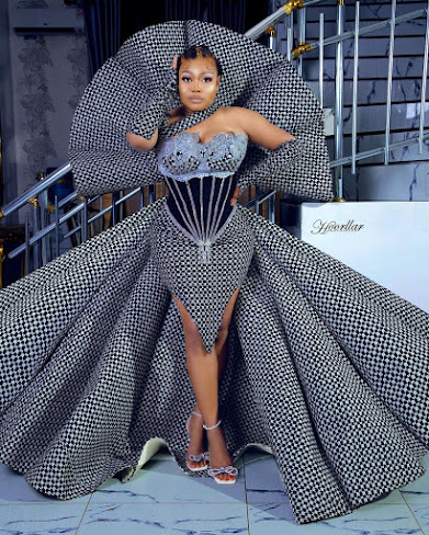 Nollywood Actress And Movie Producer, Ruth Kadiri Ezerika Is Celebrating Her 33rd Birthday With Stunning Outfits