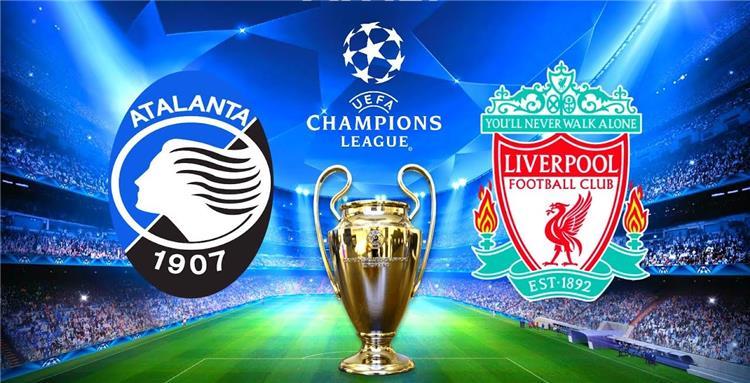 بث مباشر مباراة ليفربول واتالانتا
