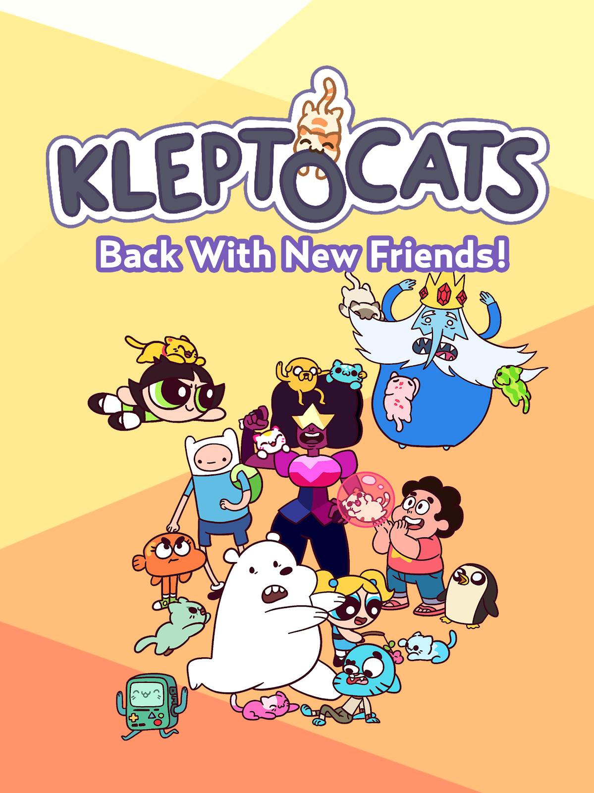 KleptoCats y Cartoon Network