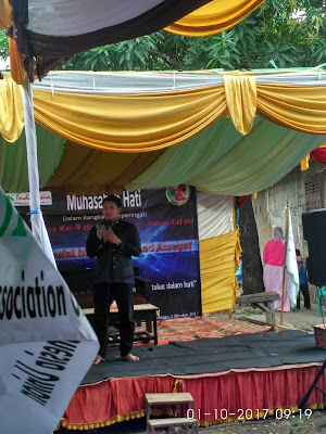 Wakil DPP Bagian LBH Aspek Indonesia : Trias