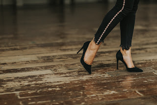 Bad Effects of Using High Heels and therefore the Solution