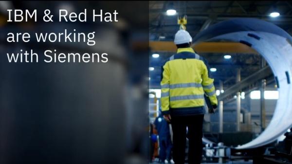 Siemens, IBM & Red Hat Berkolaborasi Hadirkan Solusi untuk Industrial IoT dengan Hybrid Cloud
