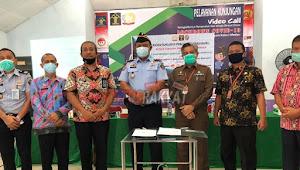 Dua Minggu Menjabat Karutan Kelas I Tanjung Gusta Medan, Theo Adrianus Purba Dituding Pungli Napi