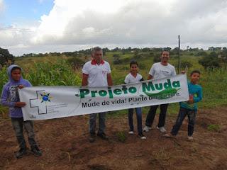 Encontro dos Amigos do Meio Ambiente vai discutir replantio de árvores na PB
