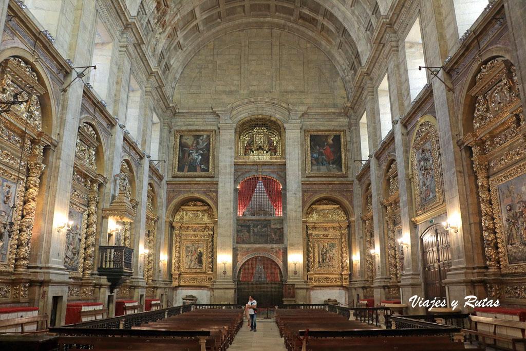 Iglesia del  Monasterio de Santa Clara-a-Nova, Coimbra