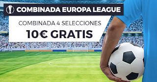 Paston Gana 10€ combinando Europa League 20 septiembre