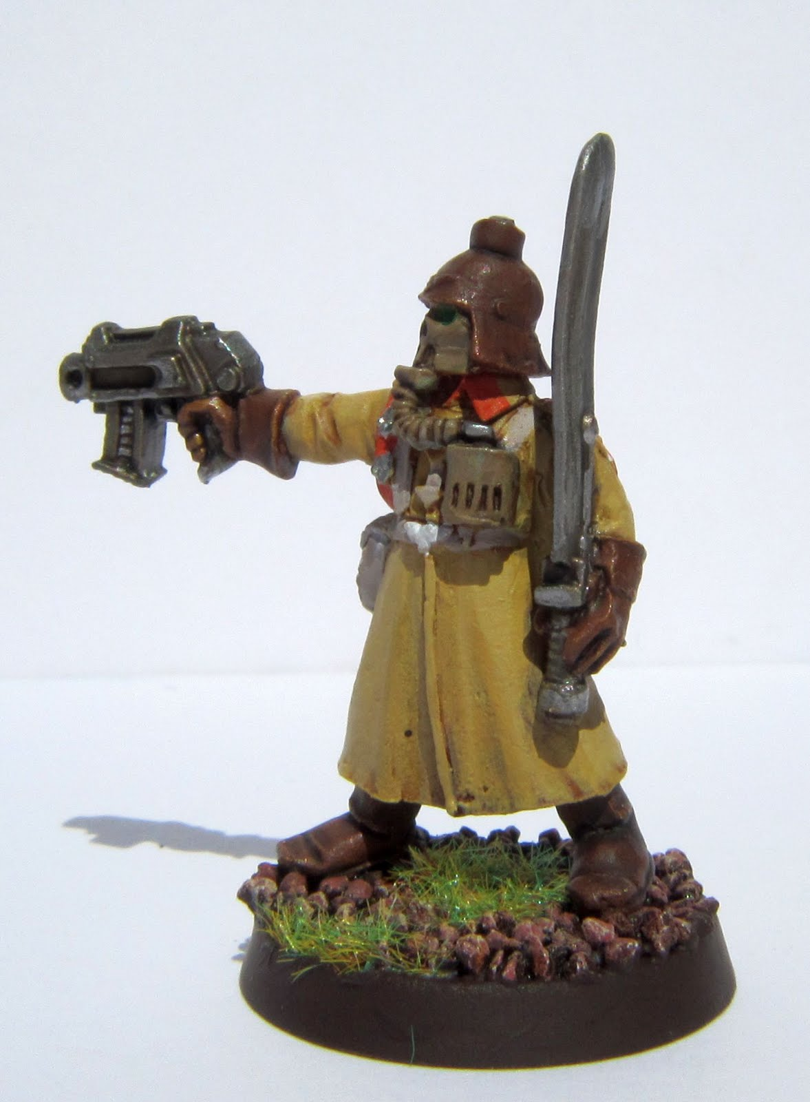 Artificer's Workshop Visions: Steel Legion Comany Command ...