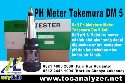 0821 4000 2080 Jual pH Meter Tanah Ady Water