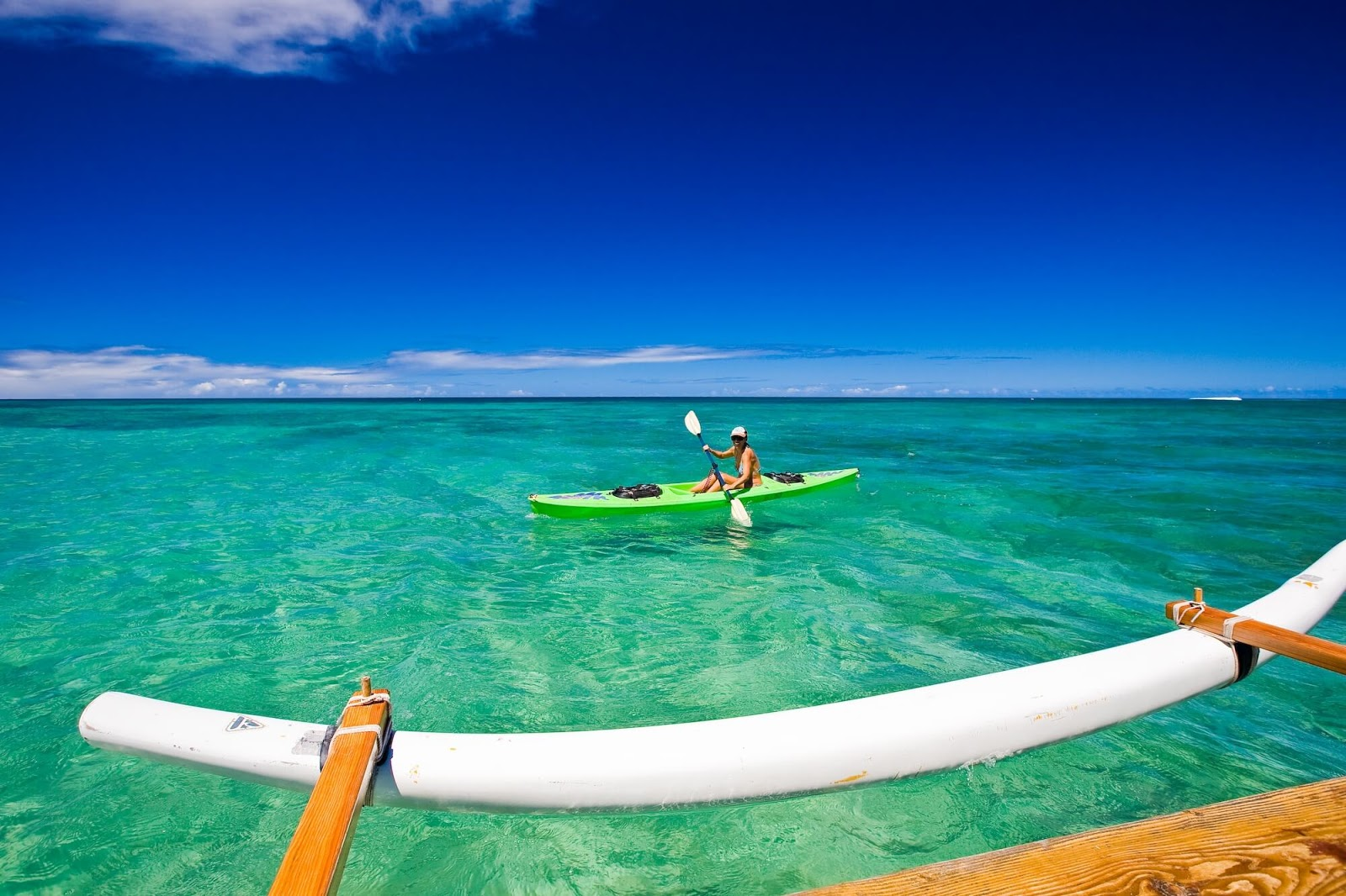 Kailua Beach Kayak.  Best Honolulu-Oahu Attractions - Things to Do in Honolulu-Oahu