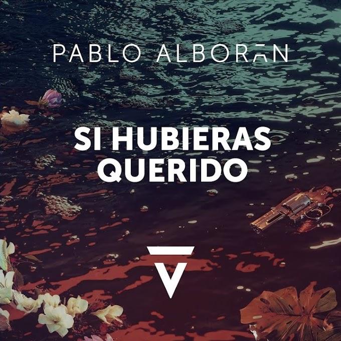 """El impactante video de """"Si Hubieras Querido"""", el nuevo single de Pablo Alborán"""