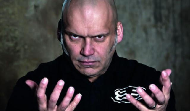 Blaze Bayley (ex-Iron Maiden) confessa paixão absoluta pela voz de Bruce Dickinson