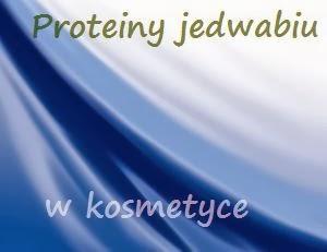 Proteiny jedwabiu