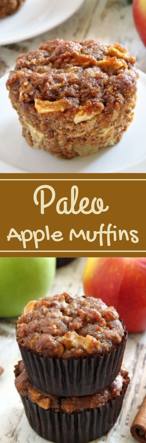 Paleo Apple Maple Muffins #desserts #paleo #muffins #apple #keto