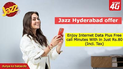Jazz Hyderabad Offer Price Details