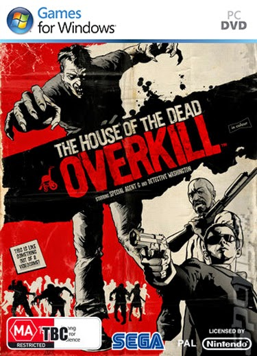 Free Download The House Of The Dead Overkill Pc Game Download