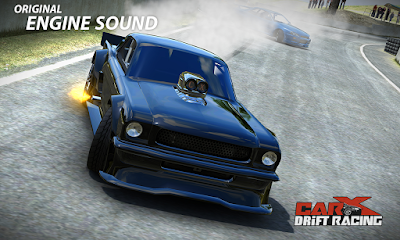 CarX Drift Racing Mod Apk + Data
