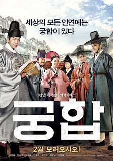 The Princess and the Matchmaker (Goonghab / 궁합)