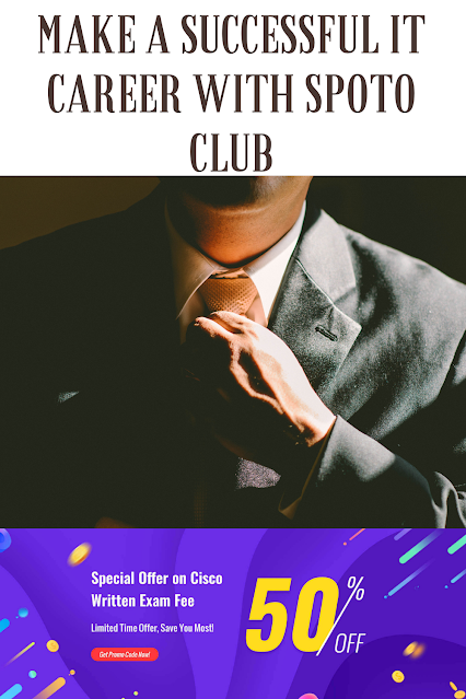 Make a Successful IT Career With Spoto Club