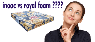 Perbedaan kasur royal foam dan inoac