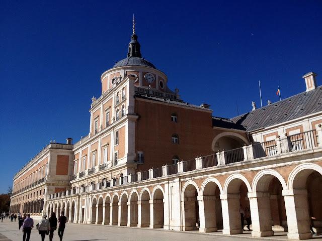 Visitar el Palacio Real de Aranjuez