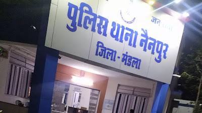 Nainpur news : नैनपुर पुलिस वर्दी के साथ हमदर्दी भी