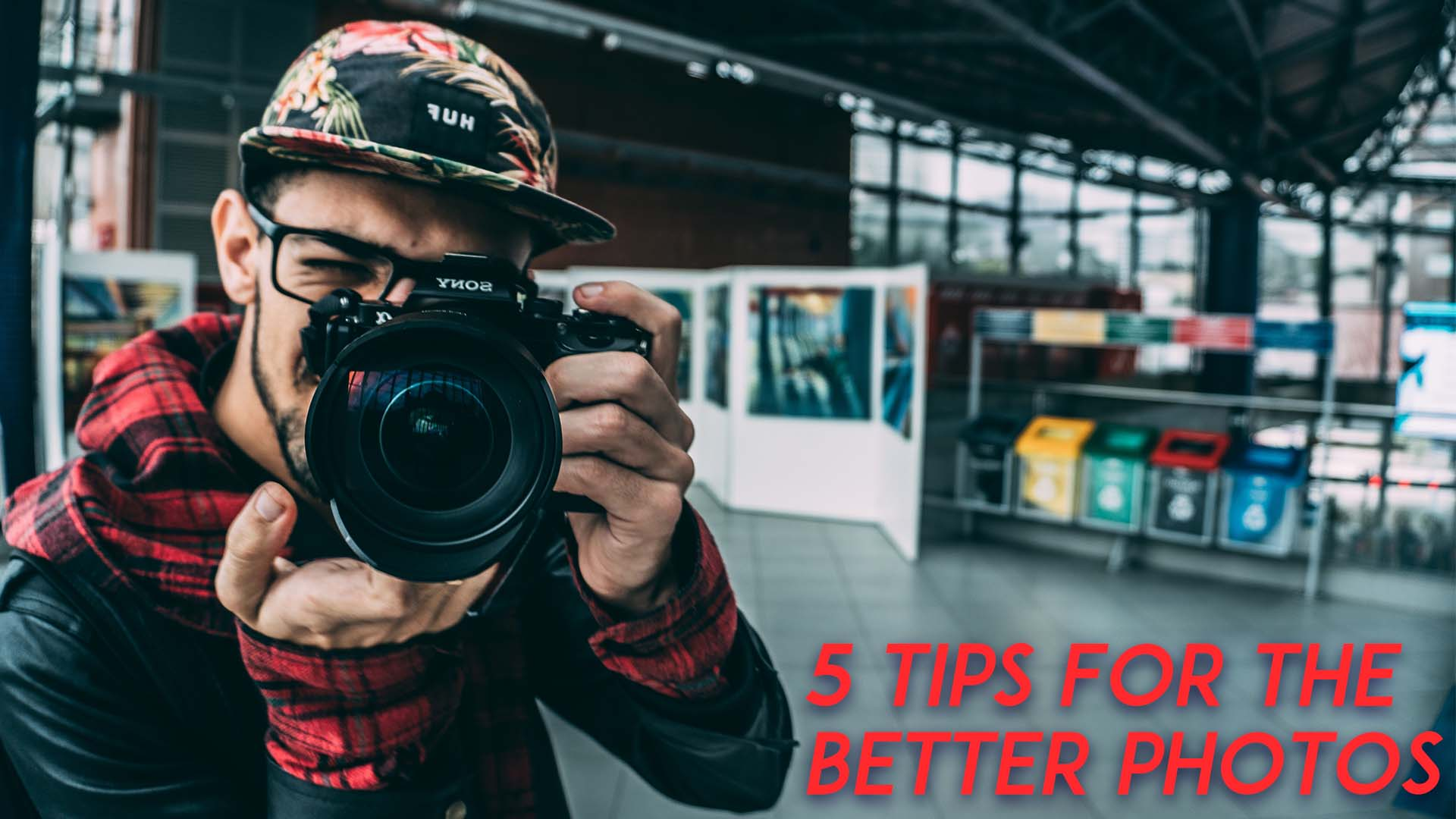 tips and tricks for photography