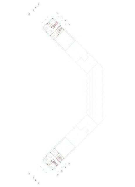 Mặt bằng thiết kế tầng 14