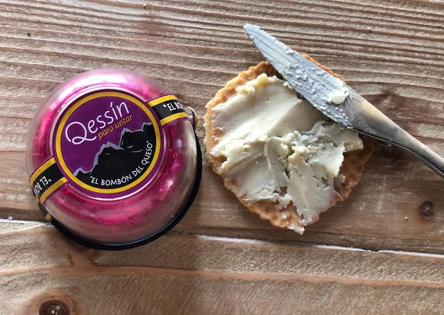 qessin queso bombón de Sahagún