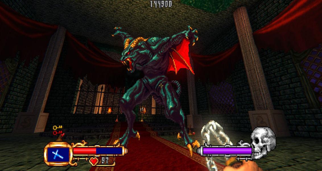 Dracula - Castlevania: Simon's Destiny