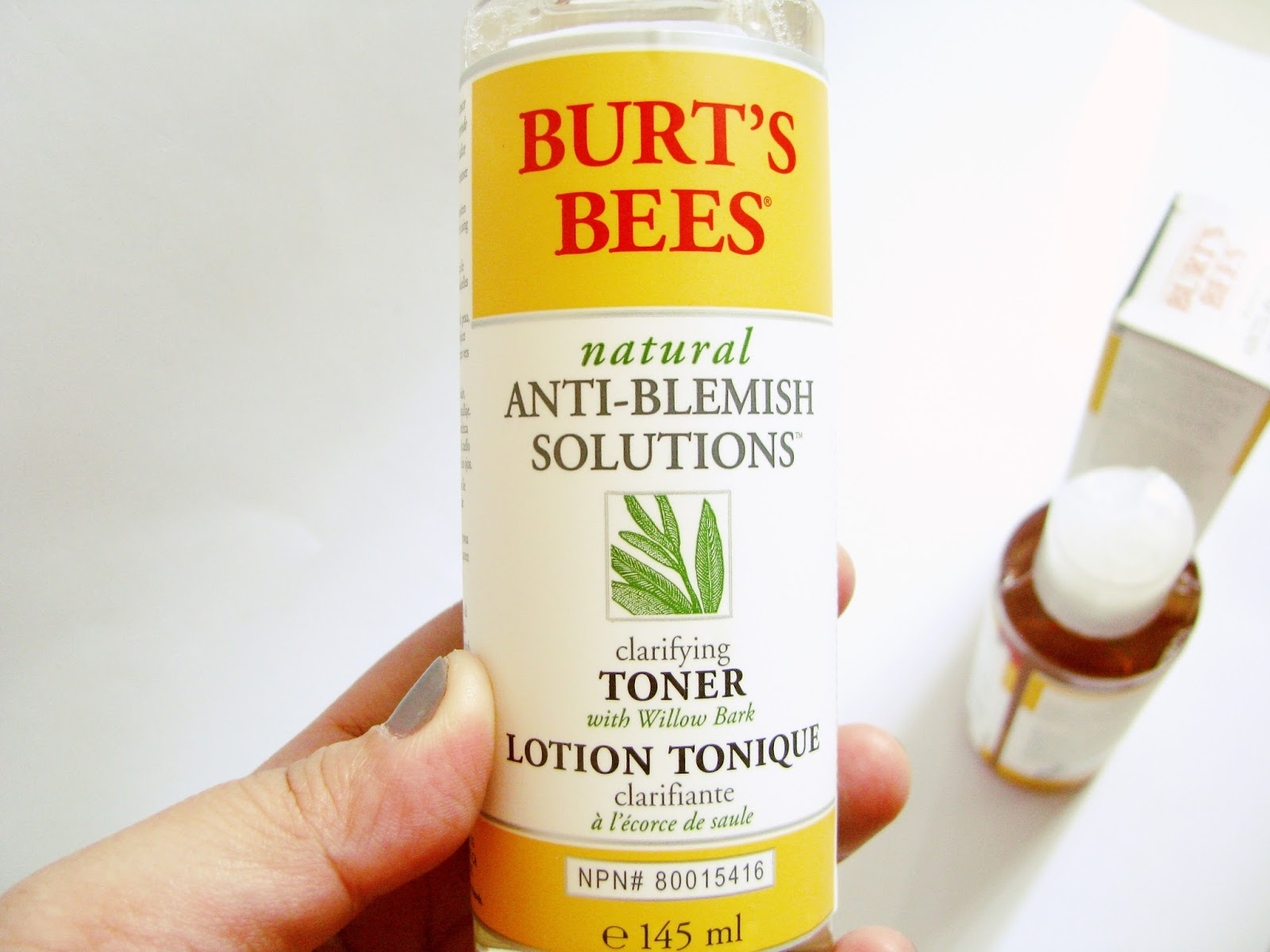 Burt's Bees Natural Anti-AcneSolutions