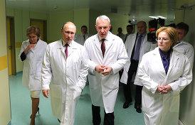 почему больницы не выполнили майские указы Путина