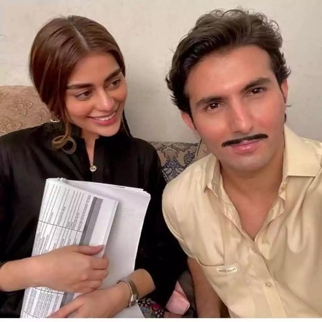 An unseen video of Shehroz Sabzwari goes viral on social media, fans go gaga over it