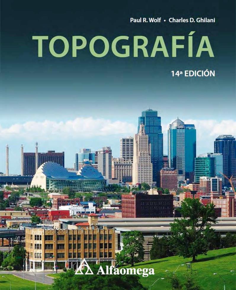 Topografía, 14ta Edición – Paul R. Wolf