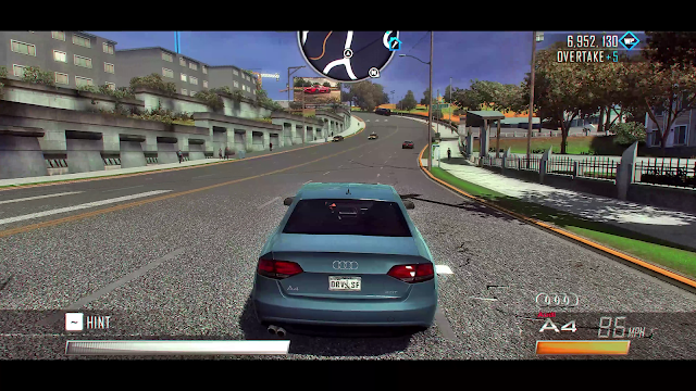 Driver San Francisco AN INCOMPARABLE RACING GAME STILL in 2021 RTGI RETEXTURED GRAPHICS Mod
