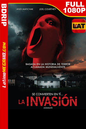 La Invasión (2019) Latino Full HD BDRIP 1080P ()