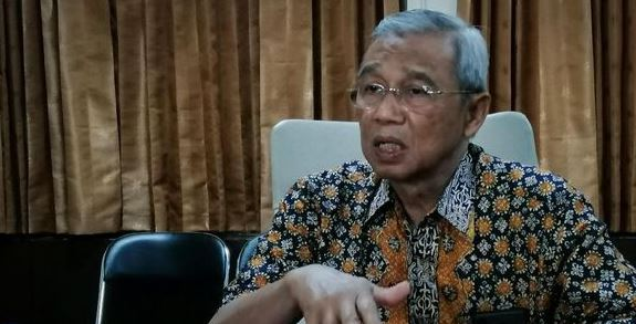 Jihar News, Kritik Jokowi soal RUU KPK, Busyro : Presiden Ini Main-main