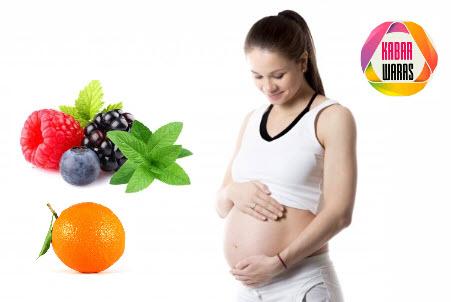 Kelebihan Buah Berrry & Jeruk Untuk IBU hamil