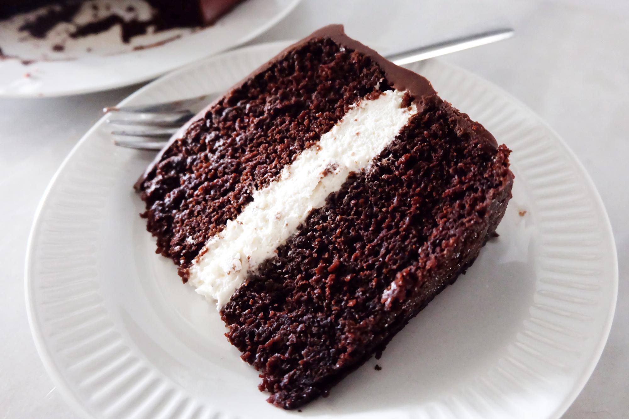 big wheel cake