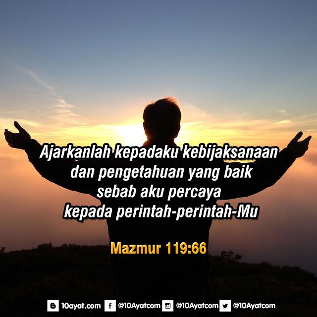 Mazmur 119:66