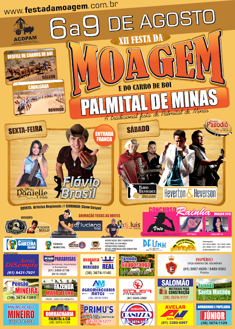 Festa da Moagem edição 2015