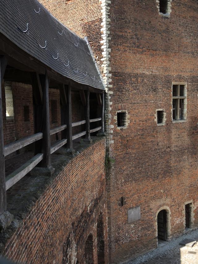 Het kasteel van Beersel