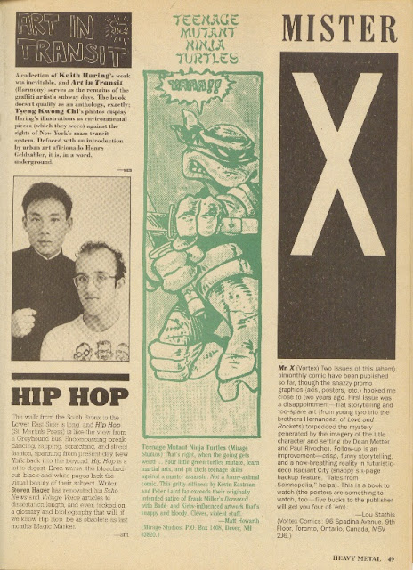And Then Heavy Metal was Bought by Kevin Eastman