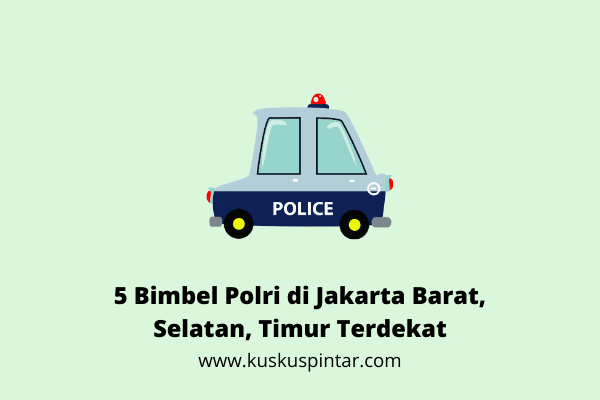 Bimbel Polri di Jakarta