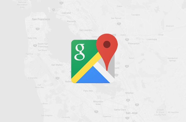 How to turn off many Google Maps notifications, Open Google Maps