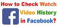 how to watch again video on facebook